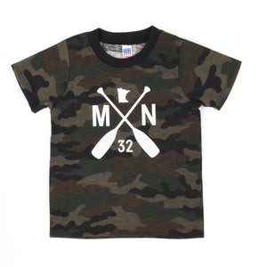 Toddler Trail Camo Tee