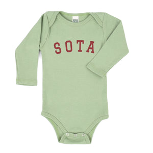 Lilydale Long sleeve Onesie