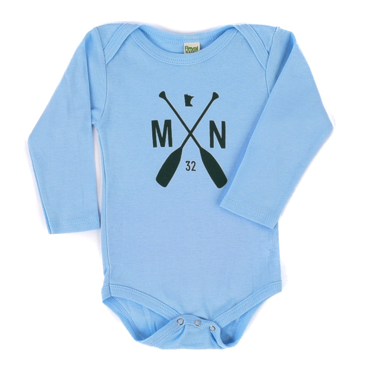 Milan Long sleeve Onesie