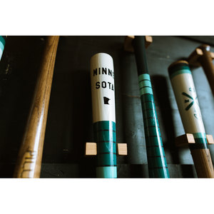 MINNE-SOTA Baseball Bat - Pillbox Collab