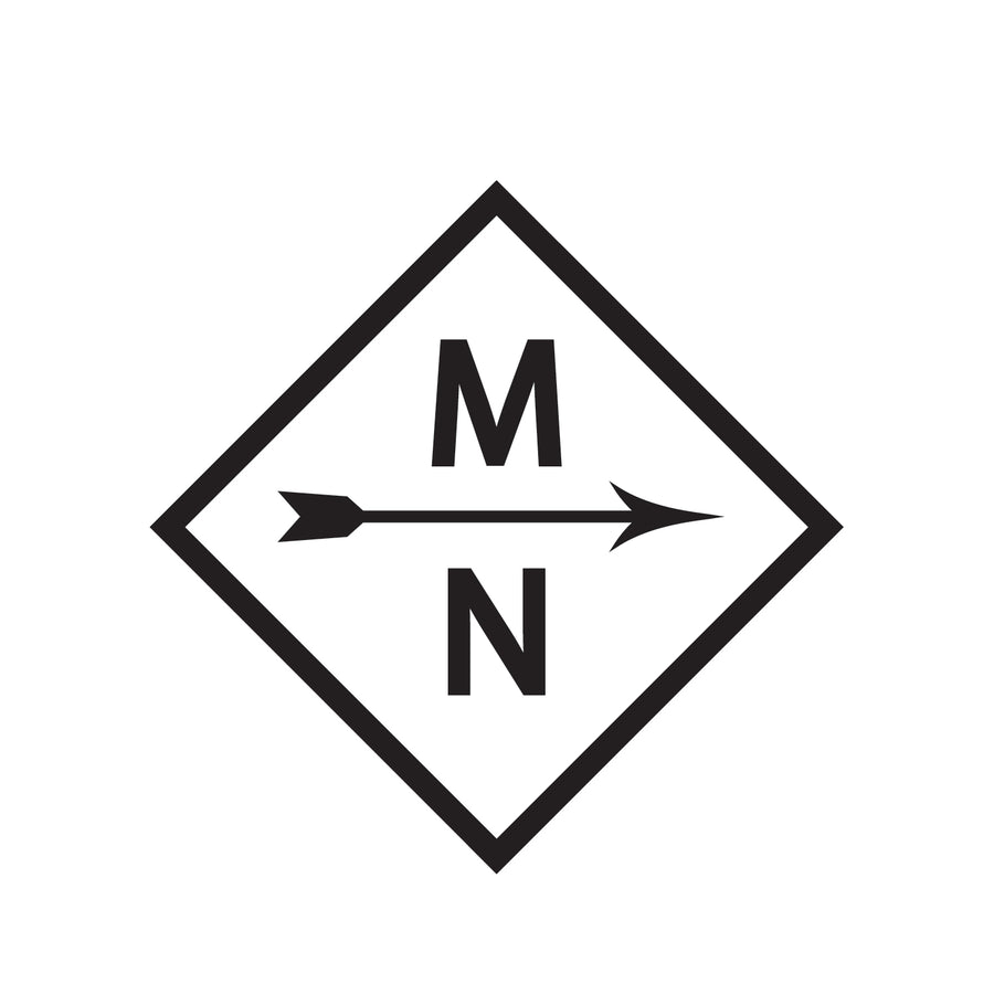 MN Diamond Decal