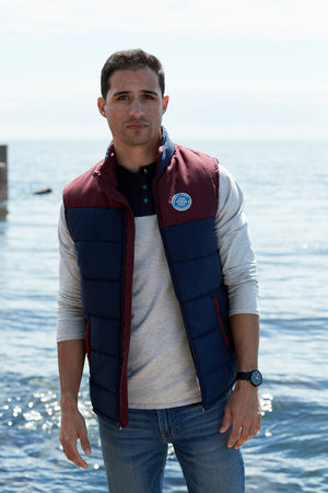 Superior Goods  Two Harbors Puffer Vest