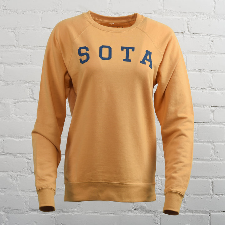 Golden Unisex Crewneck