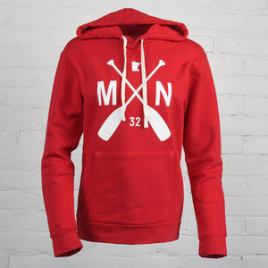 Holly Red Hoodie