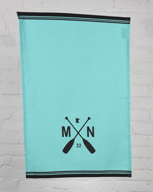 Tamarac Tea Towel