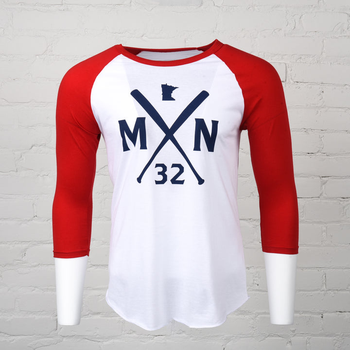 Home Run Raglan