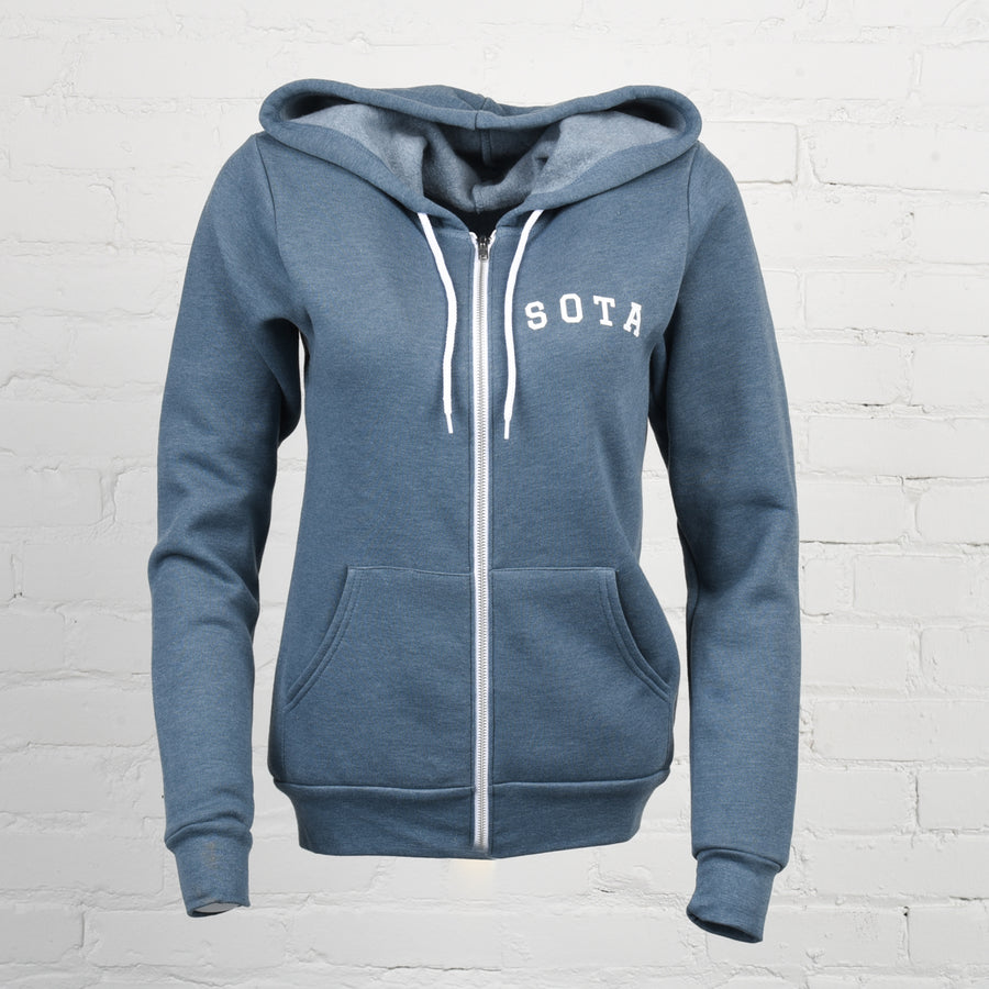 Lost River Unisex Zip-up