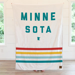 The Sota Cabin Blanket