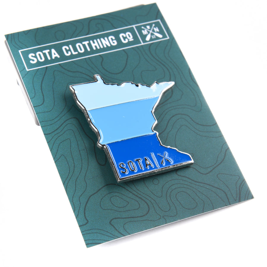 Sota Clothing Metal Pins