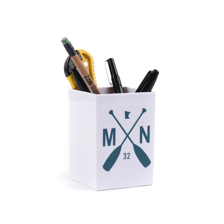 MN Paddle Pen Holder