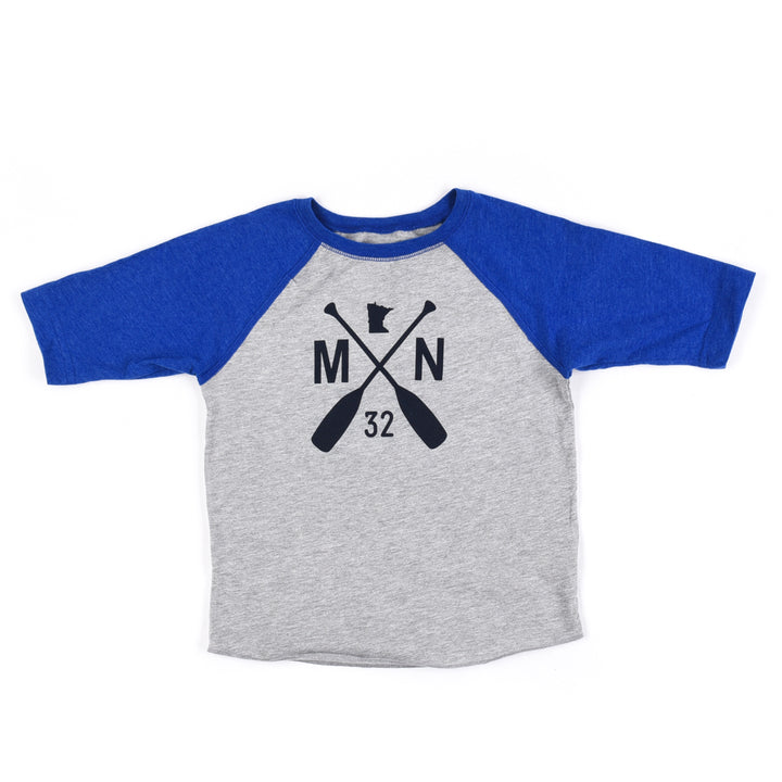 Tangletown Toddler Raglan