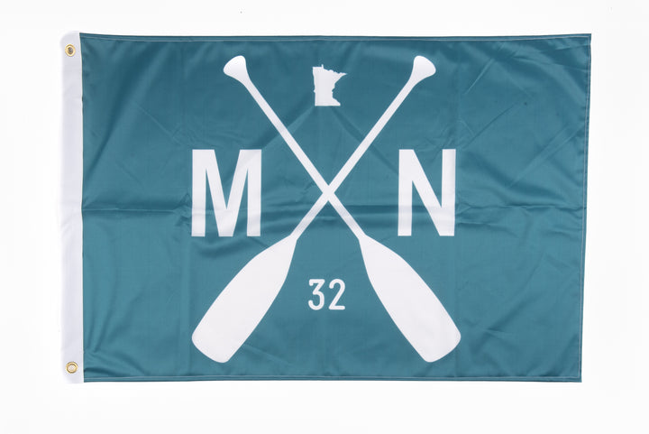 MN Paddle Flag