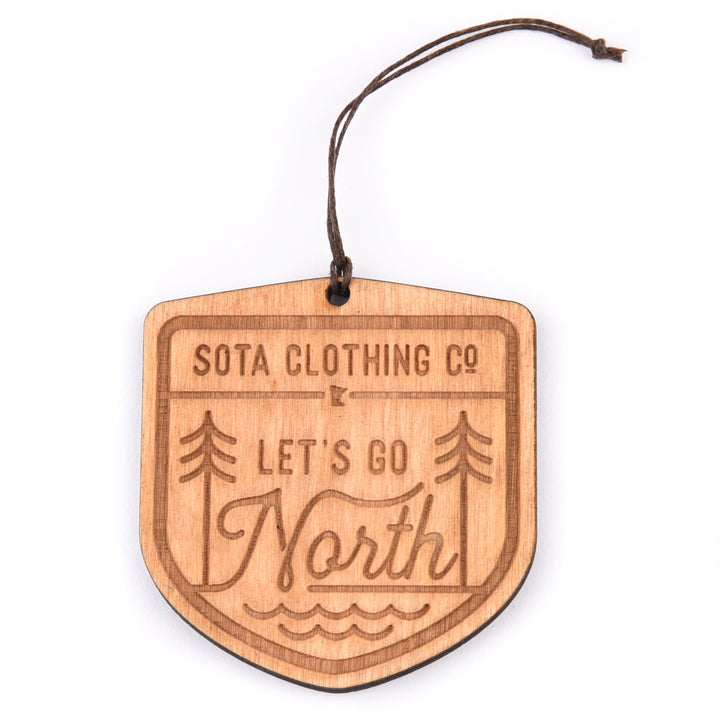 North Holiday Ornament