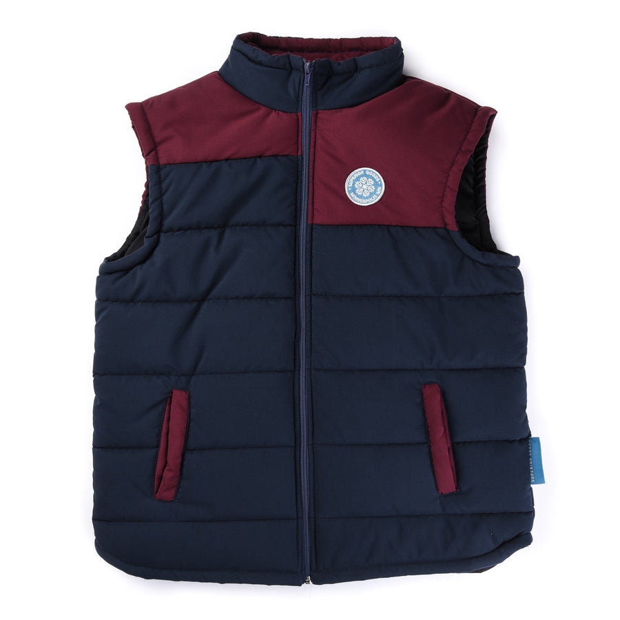Superior Goods Puffer Vest - Minnesota Made