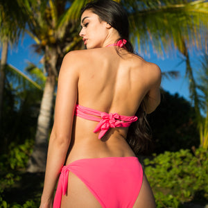 The Halsted Bikini Top - Cosmopolitan