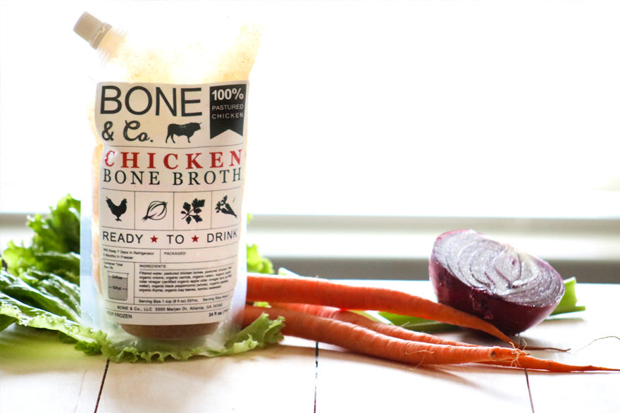 Bone & Co. Chicken Bone Broth