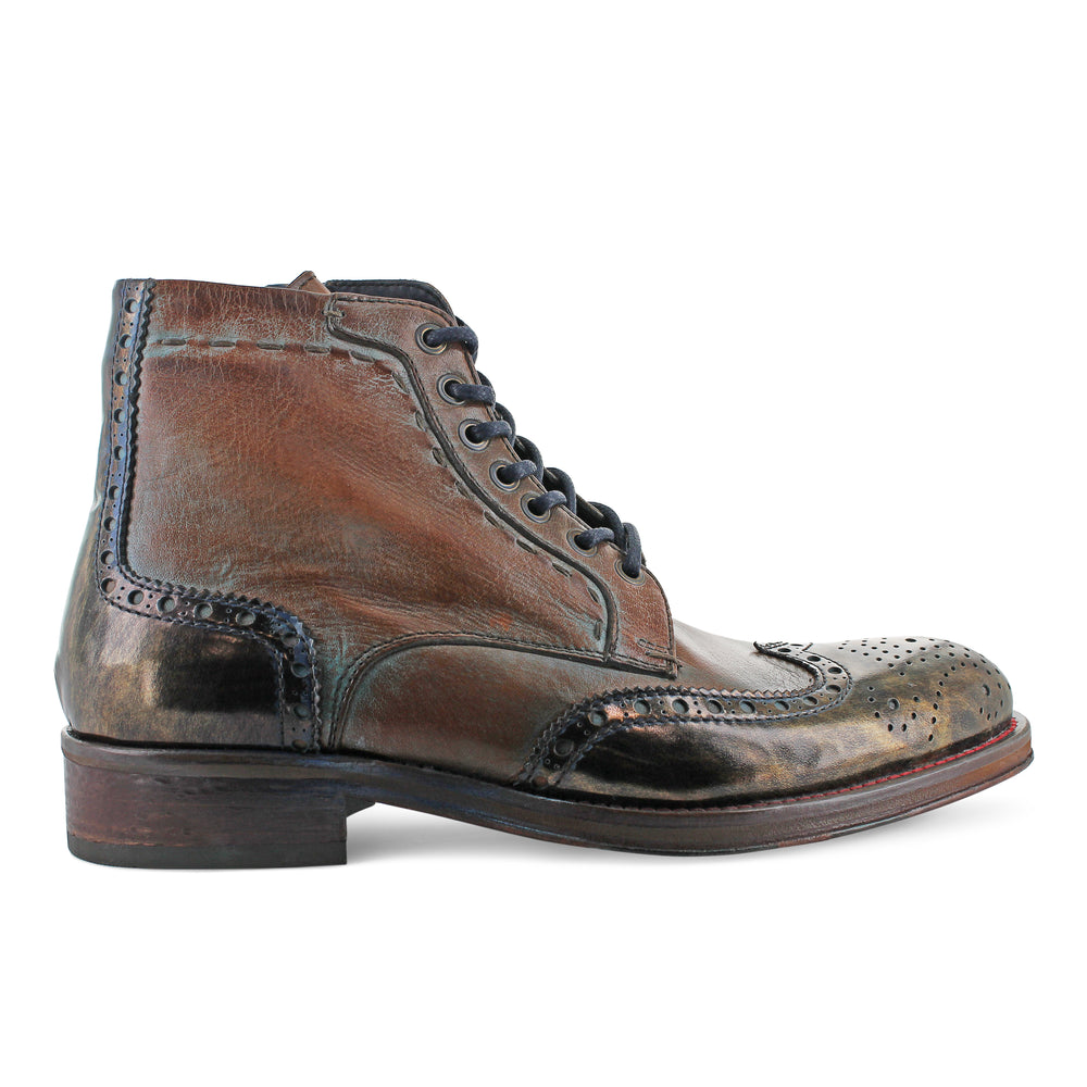 6320 - Antique Brown Boot
