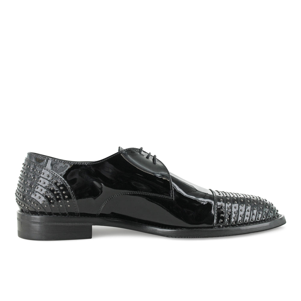 S5083 - Black Patent Eve