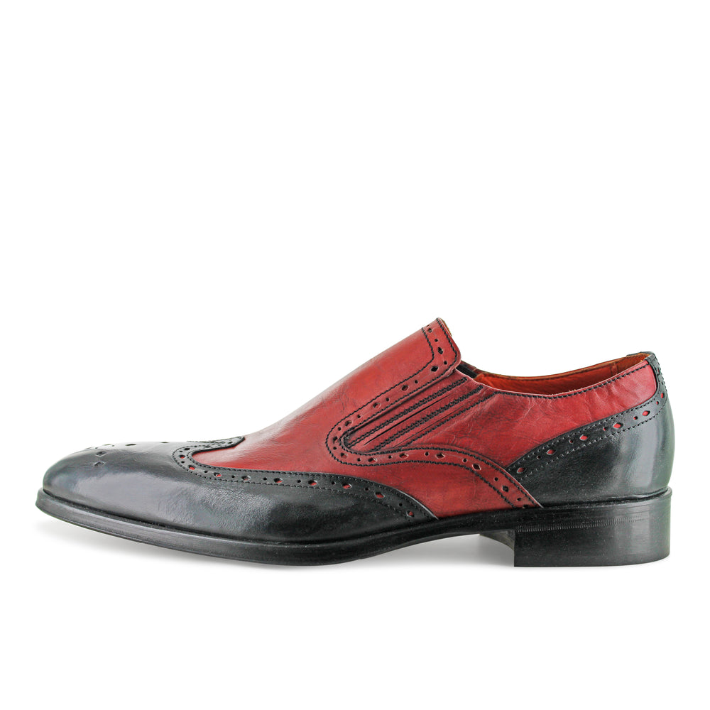 1350 - Daredevil Slip On Brogue