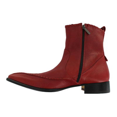 6133 - Red Pointed Boot