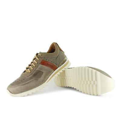 TO408 - Beige Suede