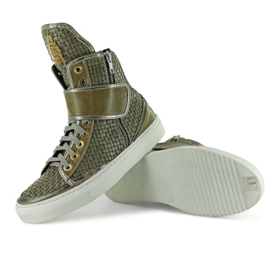 P320 - Military Sukies Hi-Top