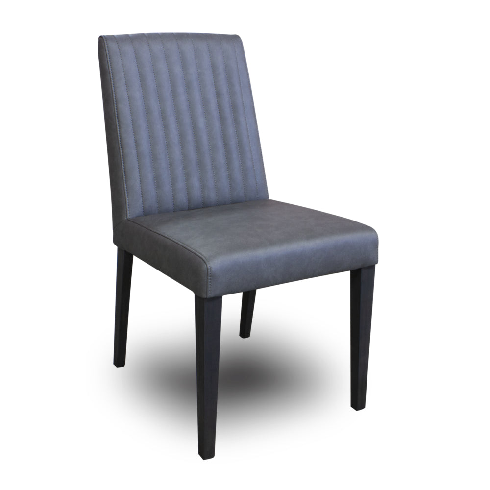 Abe Charcoal Dining Chair