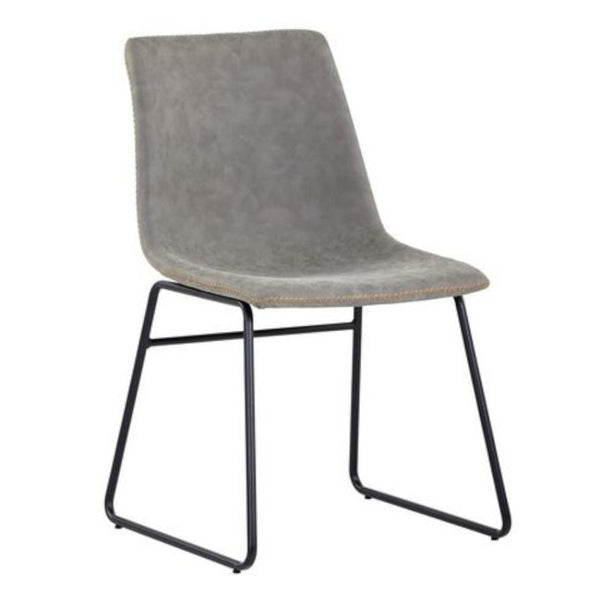 Cal Grey Chair