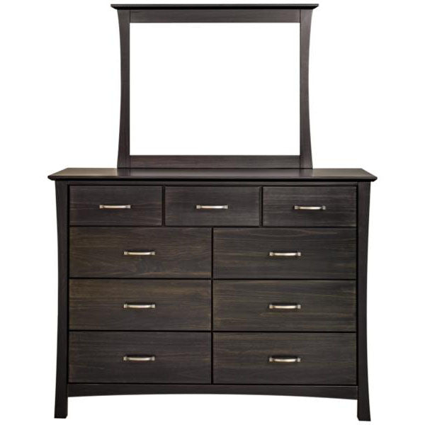 Chelsea Nine Drawer Double Dresser