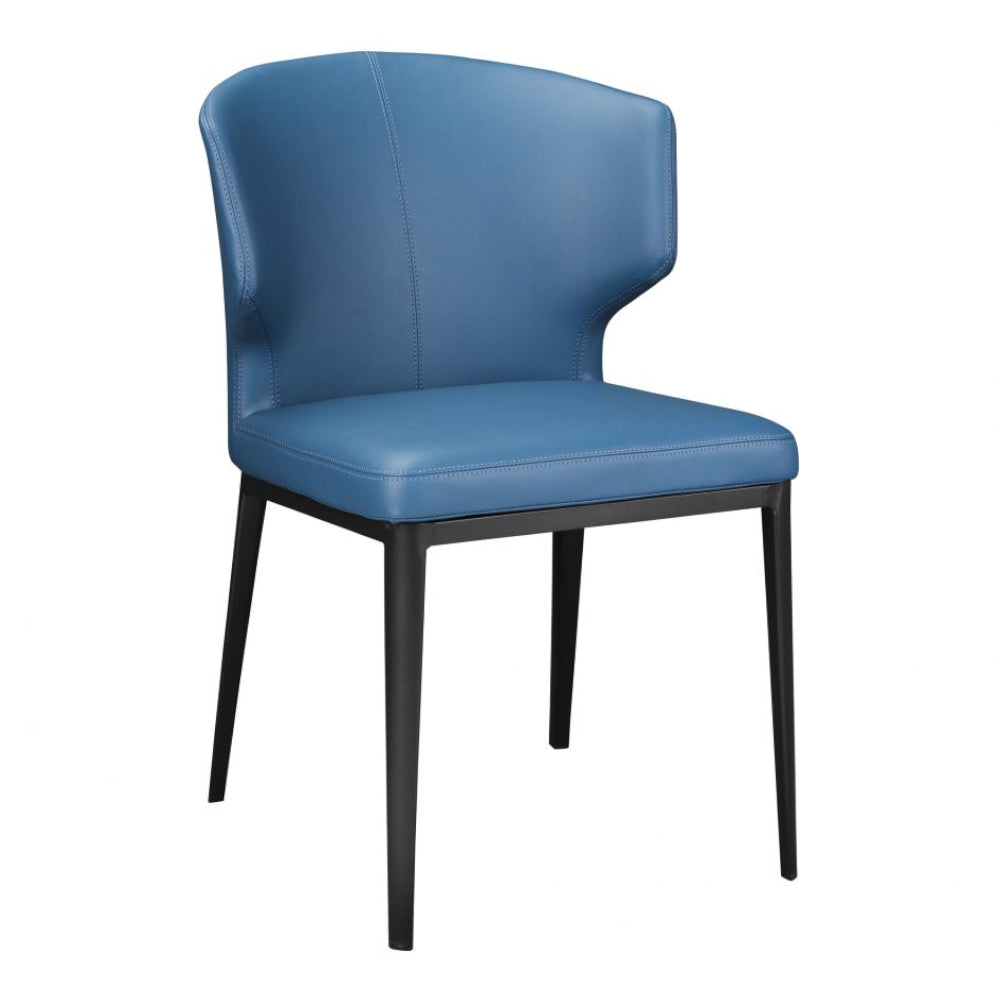 Delaney Blue Dining Chair