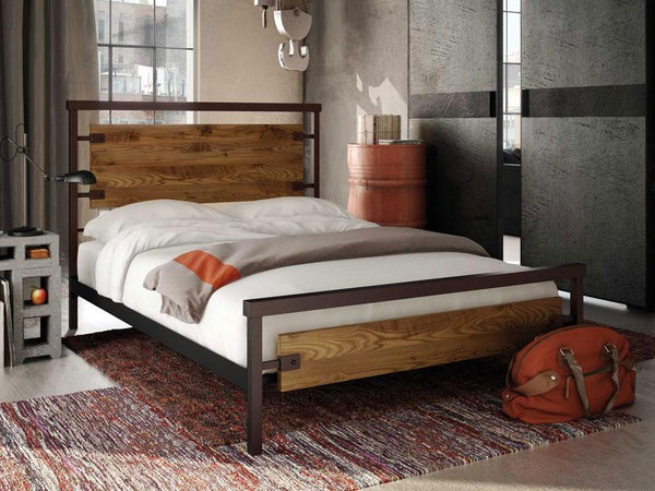 Factory Bed
