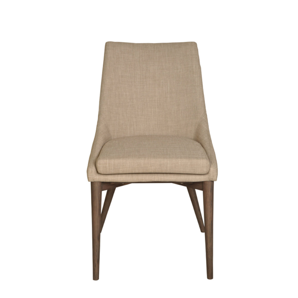 Fritz Beige Dining Chair