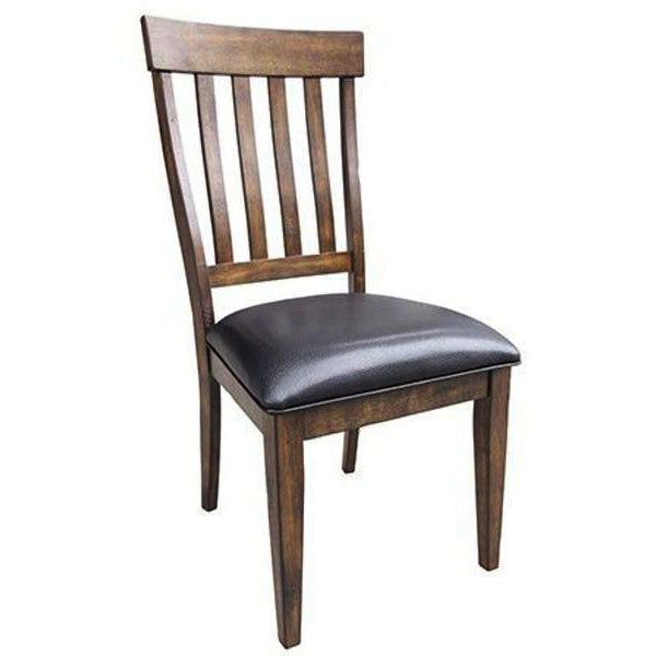 Mariposa Rustic Whiskey Dining Chair