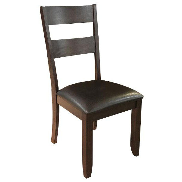 Mariposa Warm Grey Slatback Dining Chair