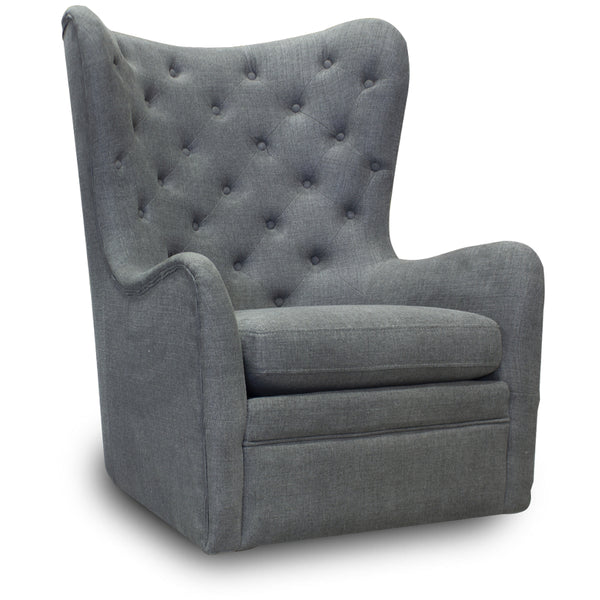Mecca Charcoal Chair
