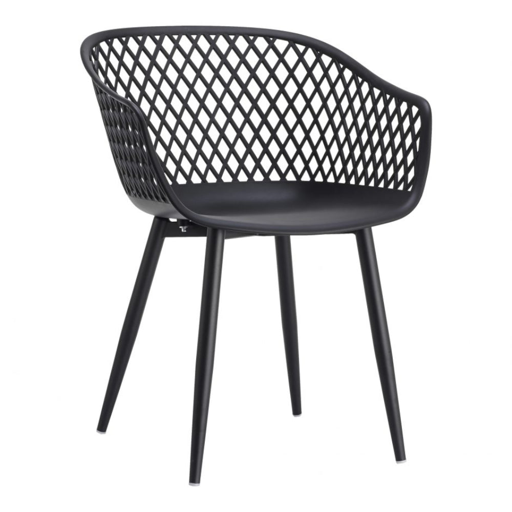 Piazza Black Dining Chair