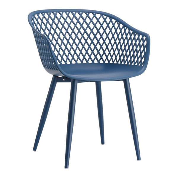 Piazza Blue Dining Chair