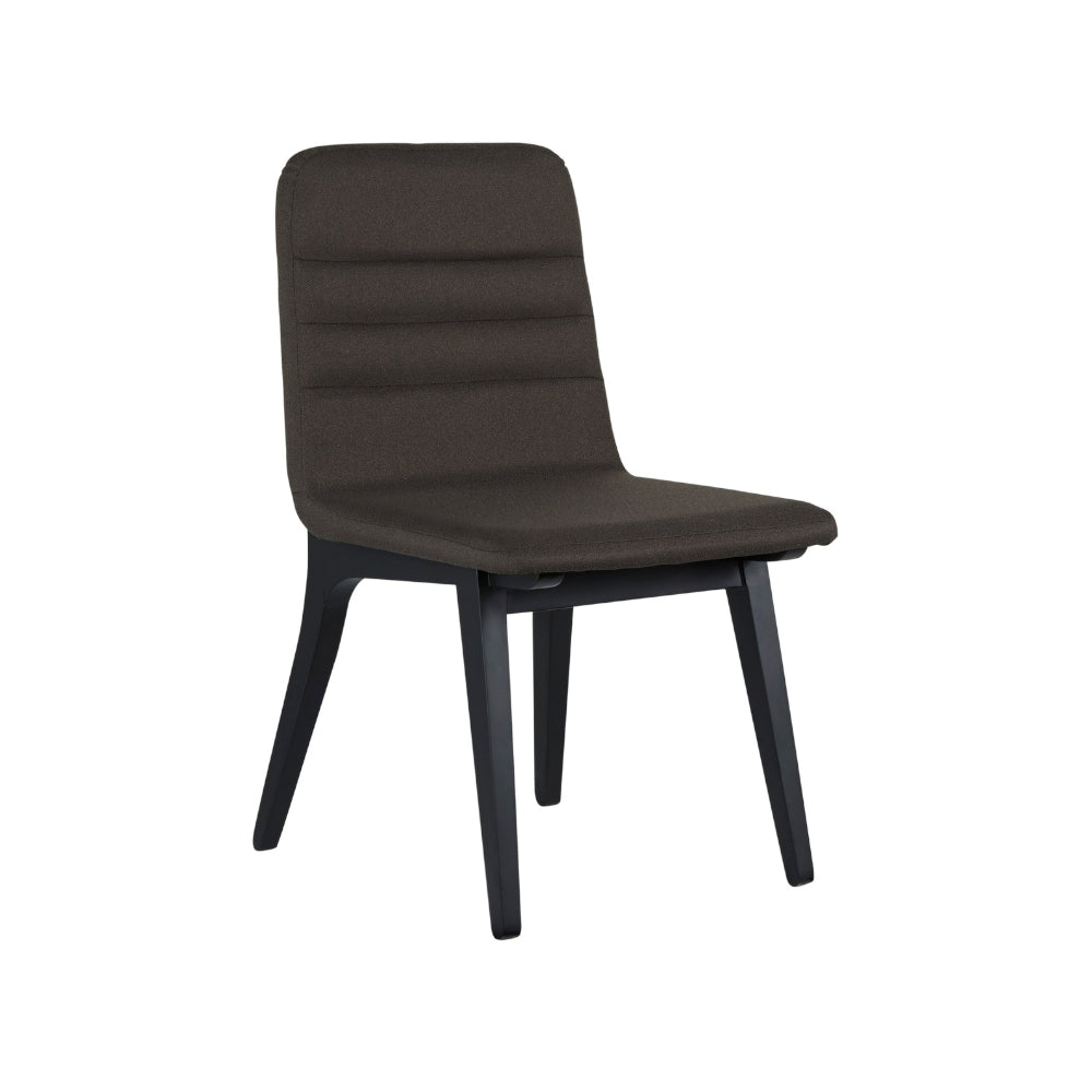 Sleek Upholstered Dining Chair