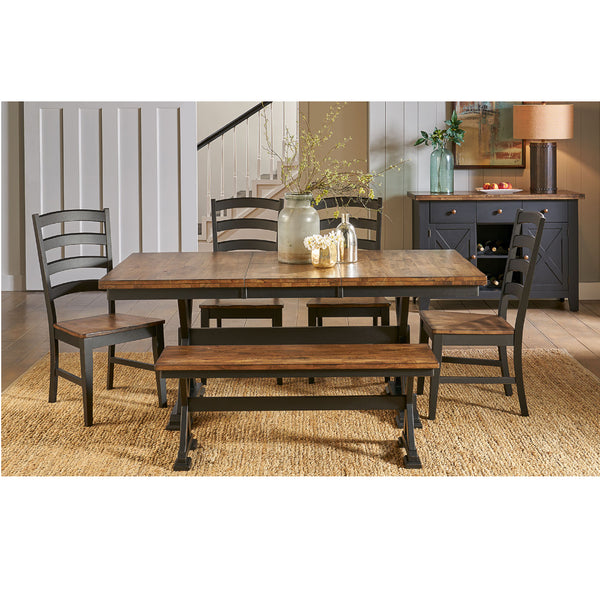 Stormy Ridge Dining Bench