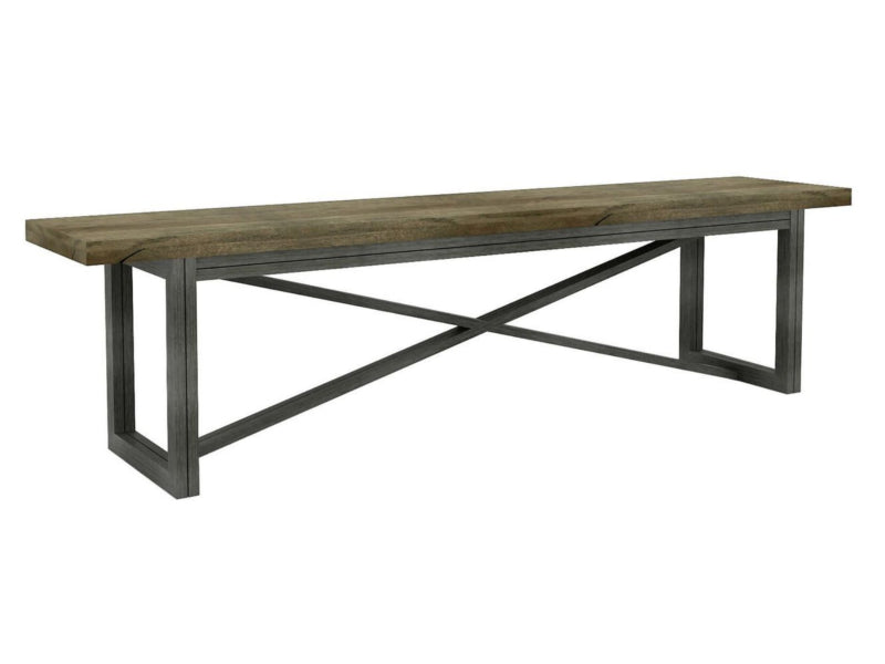 Iron Dining Bench