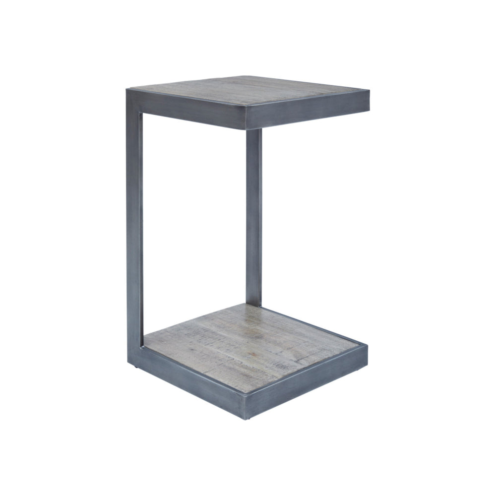 Stella Grey End Table