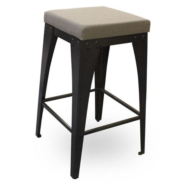 Upright Backless Stool