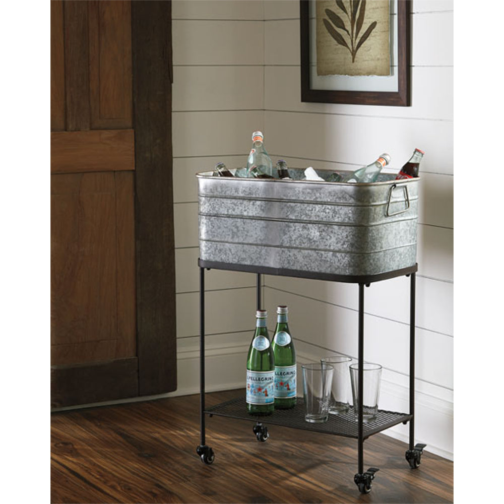 Vossman Drink Cart
