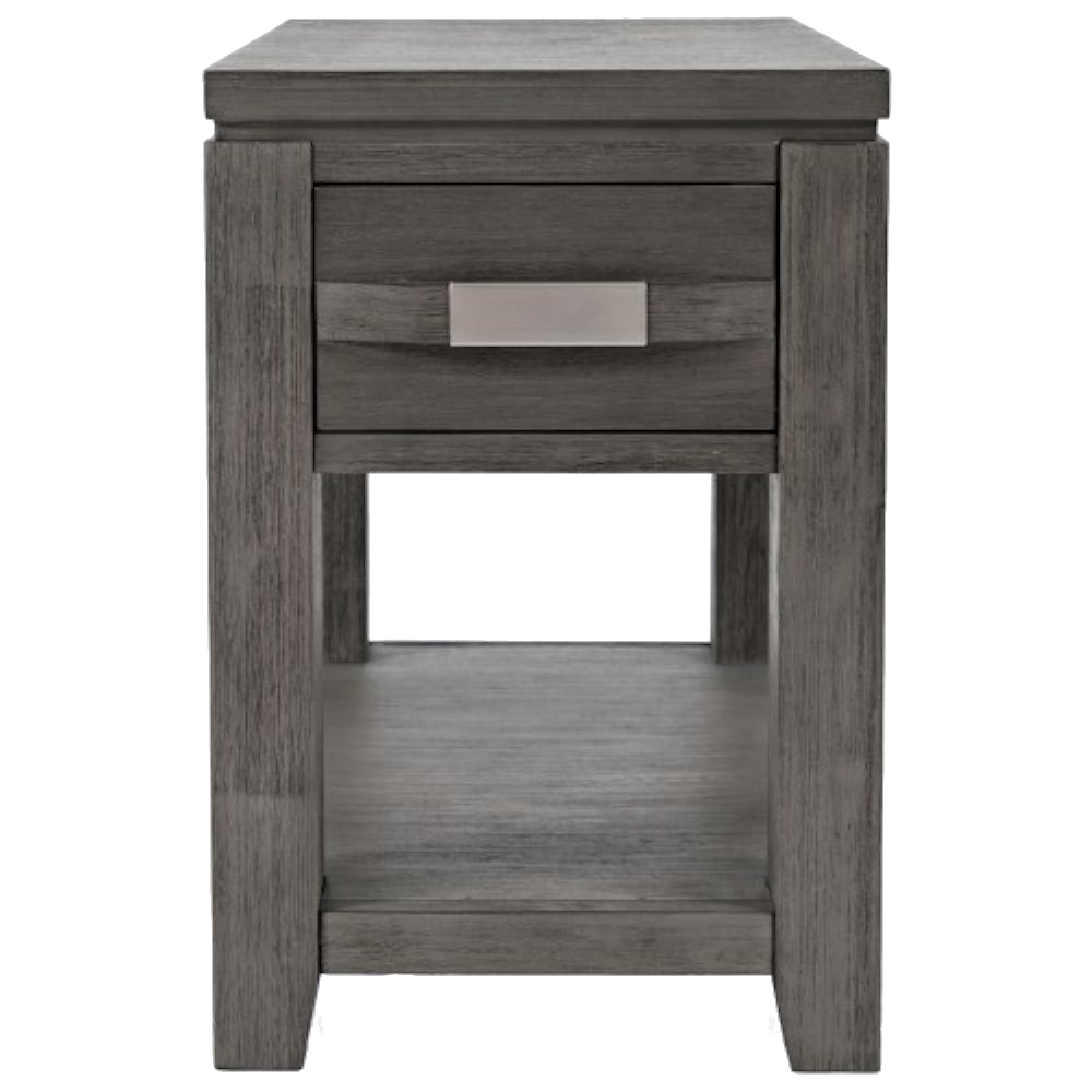 Altamonte Grey Chairside Table
