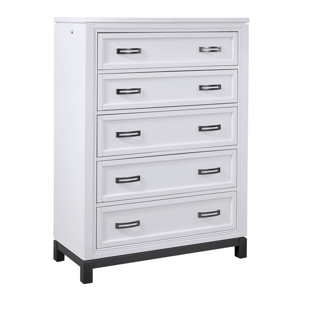 Hyde Park Chest White