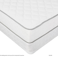 Baron Firm Twin Size Mattress and Boxspring