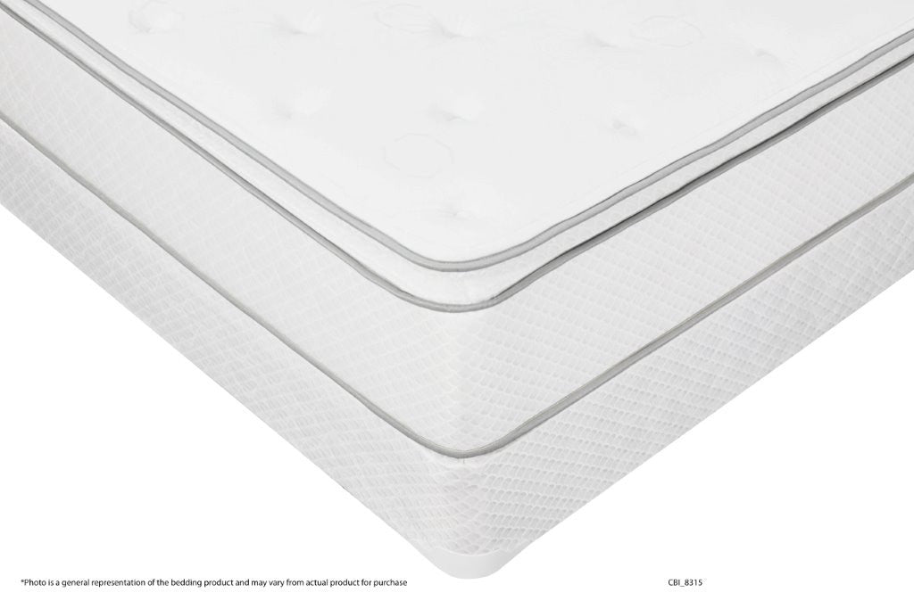 Baron Pillowtop Twin Size Mattress