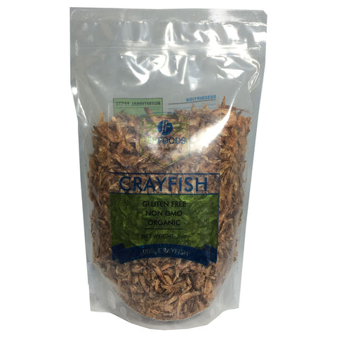 Jeb Foods Dried Baby Shrimp 8oz