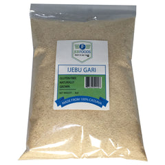 Ijebu garri, super premium, fine quality, gluten free, healthy, low fat, high fiber 4lbs