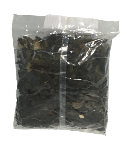 Oha leaves - pterocarpus mildraedii , 3oz bag, dry vegetable used for soup, stew